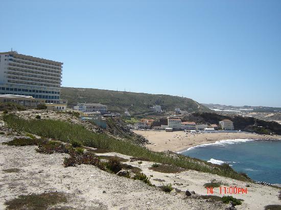 Ô Hotel Golf Mar: Praia e paisagem deslumbrante!