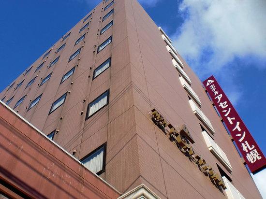호텔 어센트 인 삿포로