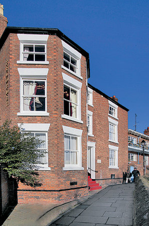 Chester Recorder House: Recorder Hotel