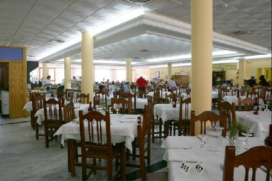 Balneario de la Concepcion: COMEDOR