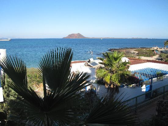 Caleta Playa Apartments: View from balcony.