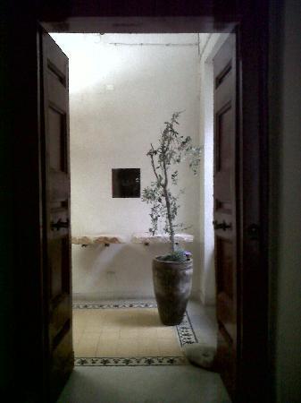 Hotel Micalo : INGRESSO INTERNO