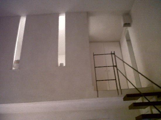 Hotel Micalo : SCALA AL BAGNO