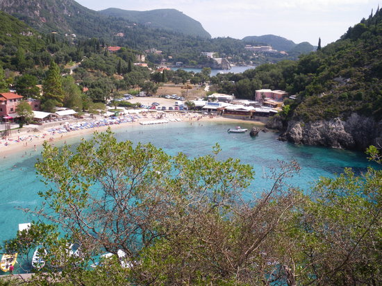 Paleokastritsa, in driving distance