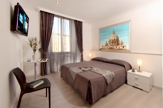 Rome ApartHotel : San Pietro