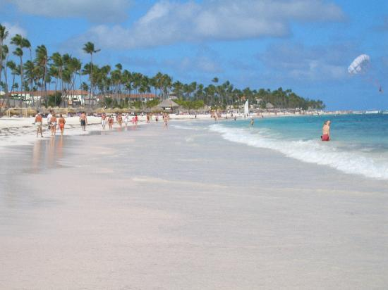 Punta Cana Beautiful White Sand Beach Picture Of The