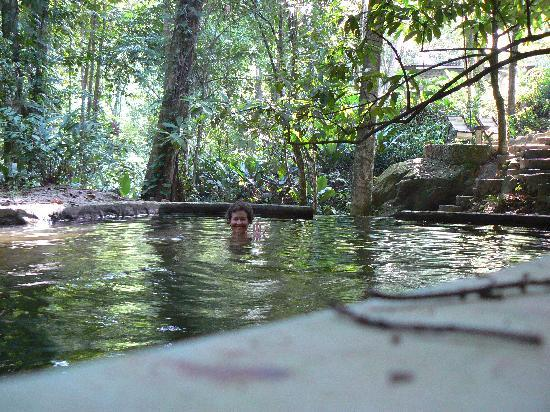 Casa Cangrejal B&B Hotel: natural pool