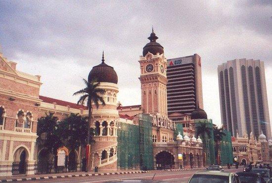Kuala Lumpur, Malaysia: Merdeka Square - Moorish architecture