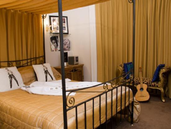 Sea Spray Boutique Hotel: Elvis Room