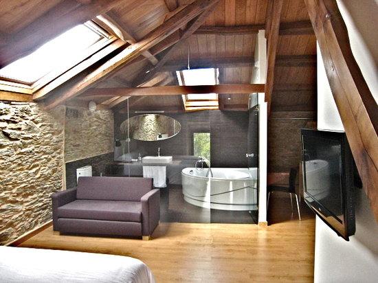 Ortigueira, สเปน: habitacion especial