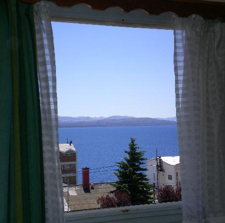 Hosteria Selva Negra: view from the room