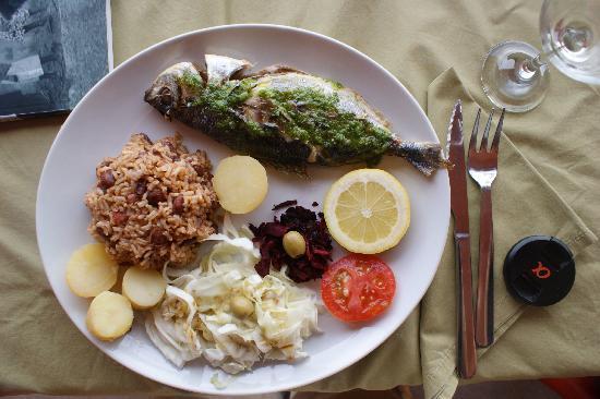 Residencial Goa: Raphaëlle's cooking