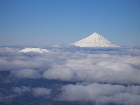 Chile Expeditions: Ascencion al volcan Villarrica