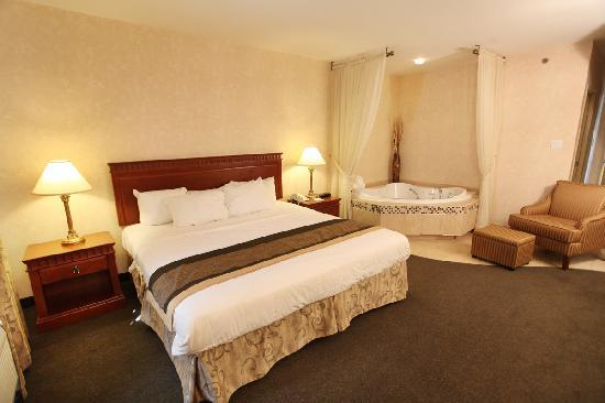Hotel mtl express montreal airport updated 2016 reviews for Honeymoon suites in ohio