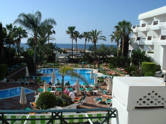 Iberostar Marbella Coral Beach: The largest of the 2 swimming pools