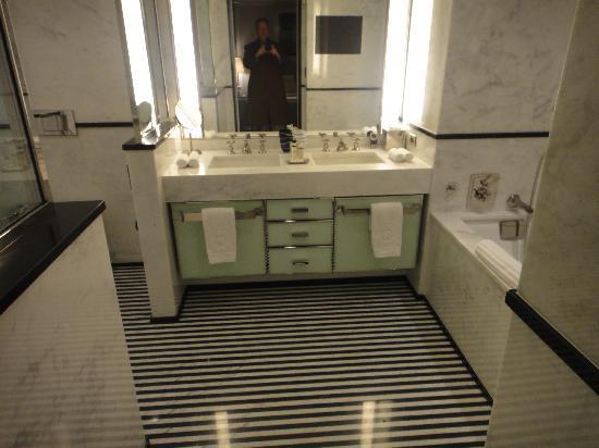 The Mark  Bathroom  soaking tub on right. Mini Bar   Picture of The Mark  New York City   TripAdvisor