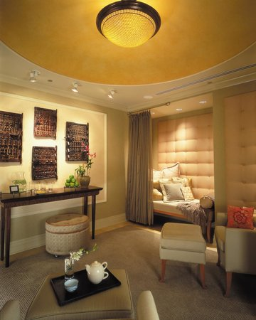 Four Seasons Hotel Chicago: The Spa Relaxation Room