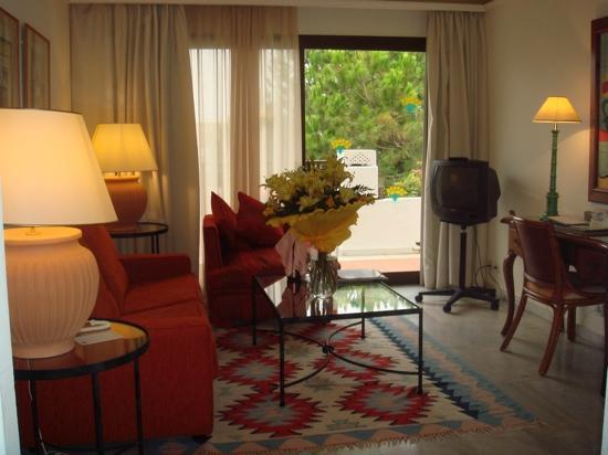 IBEROSTAR Marbella Coral Beach: Our hotel suite