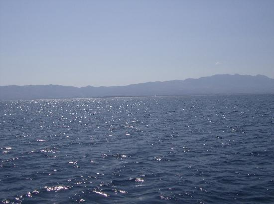 Turgutreis, Tyrkiet: View from Boat