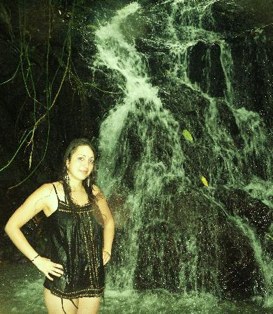 Guaria de Osa Ecolodge: Falling Waters