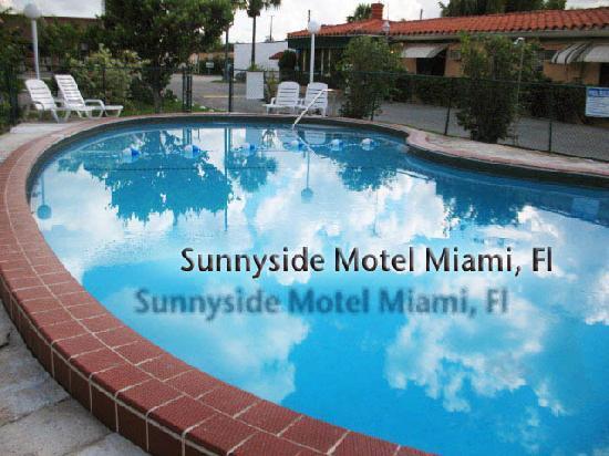 Sunnyside Motel: relaxing site