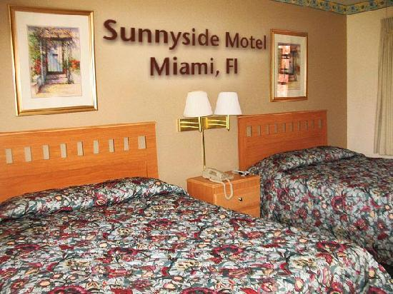Sunnyside Motel: comfortable place