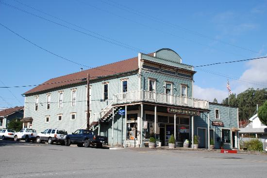 The Continental Inn: Downtown Tomales, CA