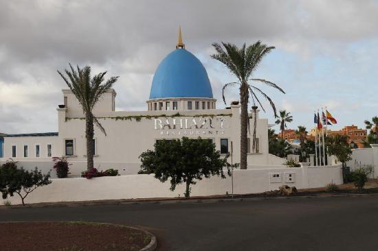 Bahiazul Restaurant: The resturant from outside the Bahiazul complex