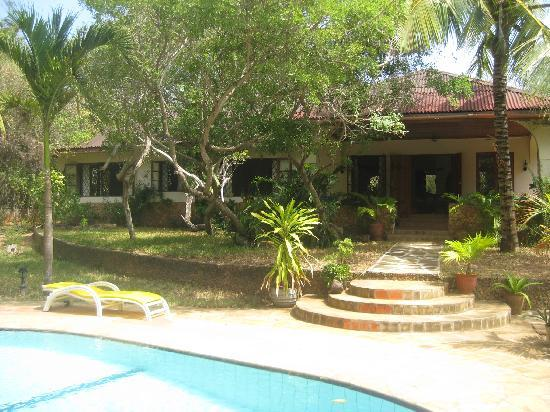 Wildfitness - Baraka House: Some of the accommodation