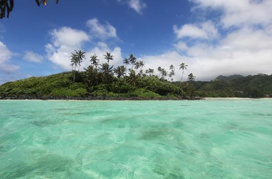 Раротонга, Острова Кука: Koka Lagoon Cruises, Rarotonga, Cook Islands