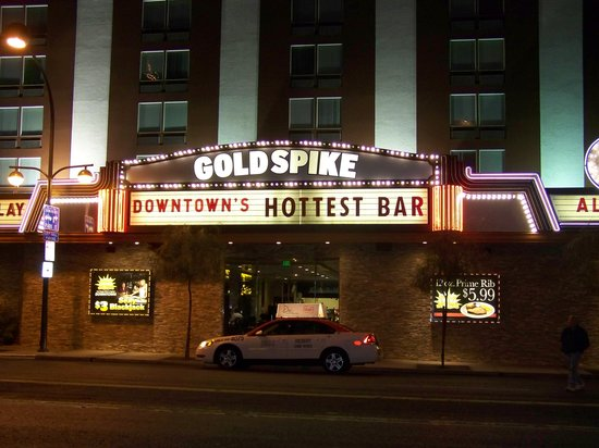 Photo of Casino Gold Spike Hotel & Casino at 217 Las Vegas Blvd N, Las Vegas, NV 89101, United States
