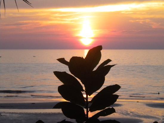 I-Yarade Suite Residence: tramonto