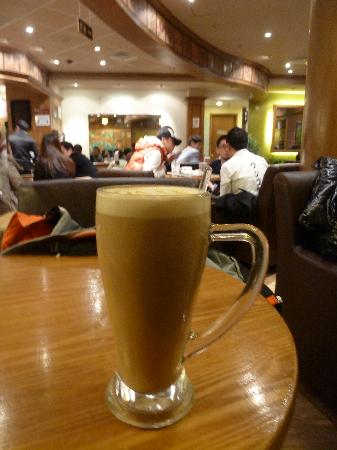 Coffe Bean(Xintiandi) : Karamel Kaffee