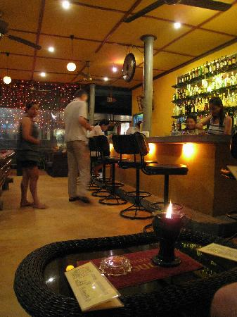 Lava Lounge: bar