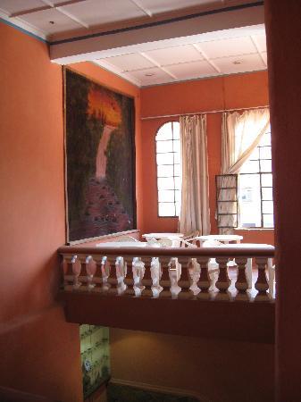 Hotel Belle-Vue interior