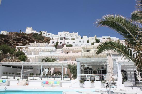 Ios Palace Hotel: hotel