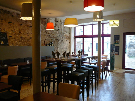Le Coureur Indien: Our restaurant area which can also be booked for meetings and presentations.