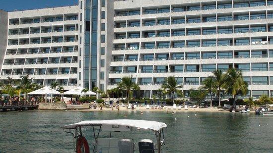 GHL Relax Hotel Sunrise : EL HOTEL Y SU PLAYA PRIVADA