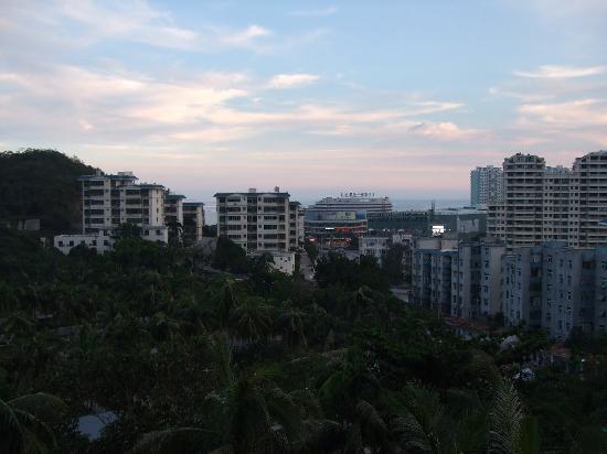 Venus Garden Villa: View from the balcony