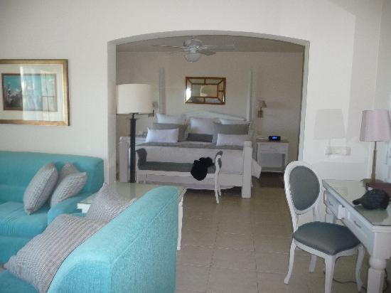 Our room 1101 building 1 picture of dreams punta cana for Honeymoon suites in ohio