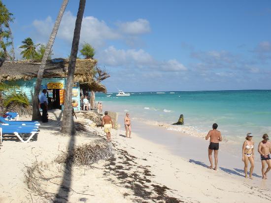 SprinClub Palm Beach: un tratto di spiaggia