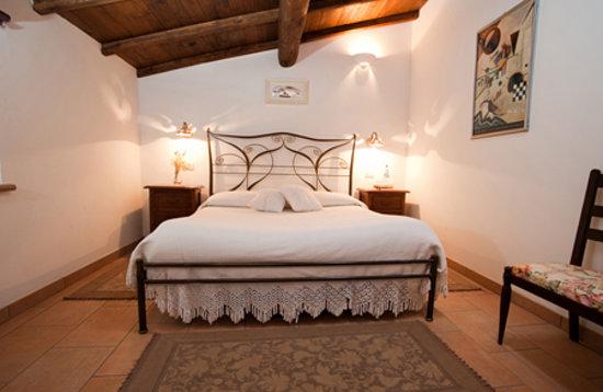 Bagnoregio, İtalya: White Room