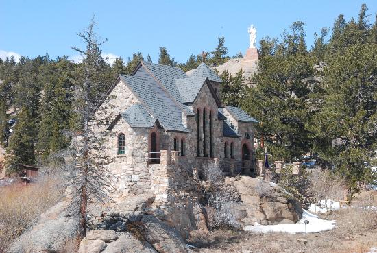 Solitude Cabins: The Church