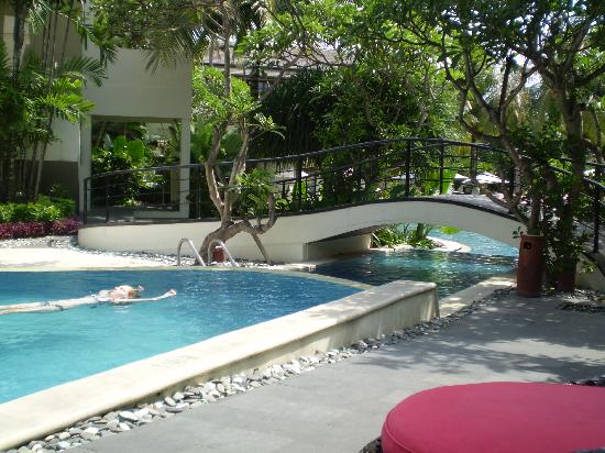 เดอะบรีซเซส บาหลี รีสอร์ท แอนด์ สปา: Relaxing pools