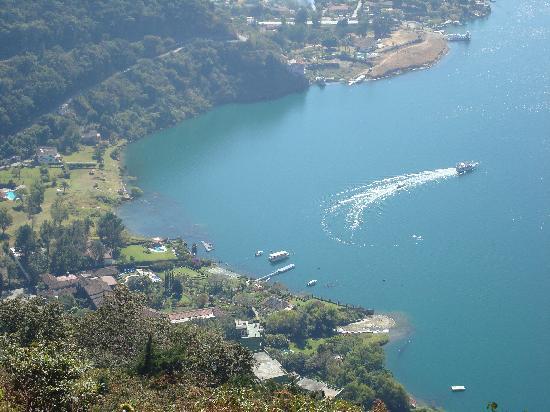 Antigua, Guatemala: lago atitlan