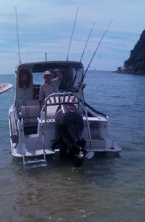 Sea Limousines: the boat