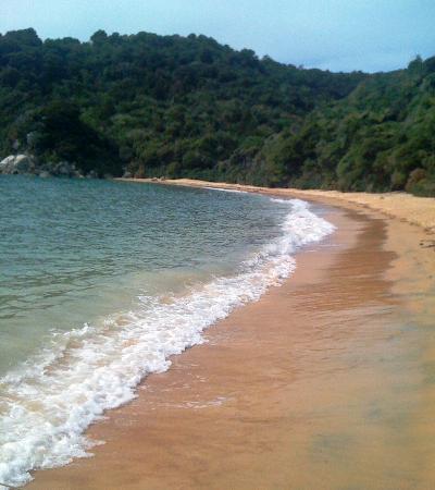 Sea Limousines: the beach
