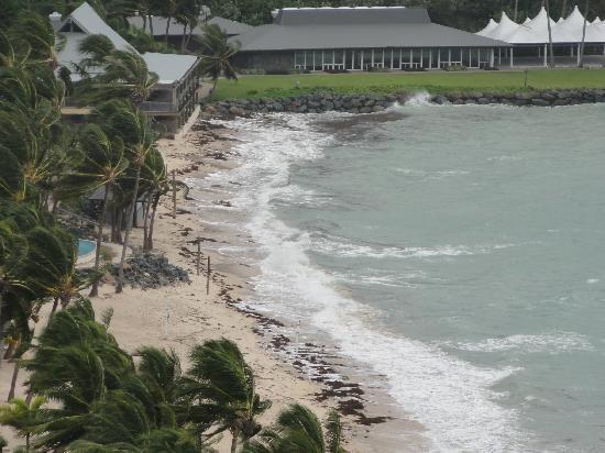 Cyclone In Hamilton Island