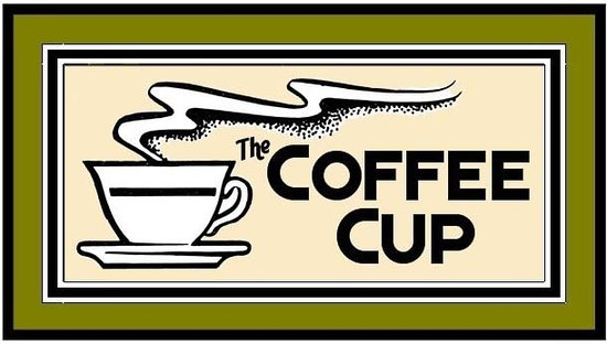 The Coffee Cup - Olas Altas : The Coffee Cup - logo