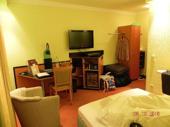 Astralis Hotel Domizil: Hotel Room